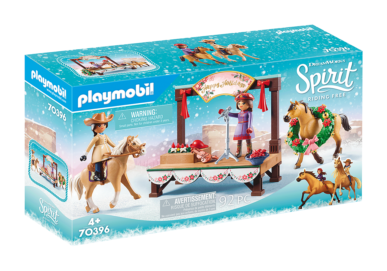 Playmobil Spirit Julekonsert