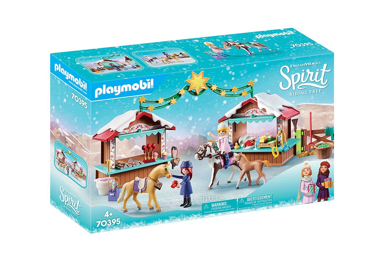 Playmobil Spirit Jul i Miradero