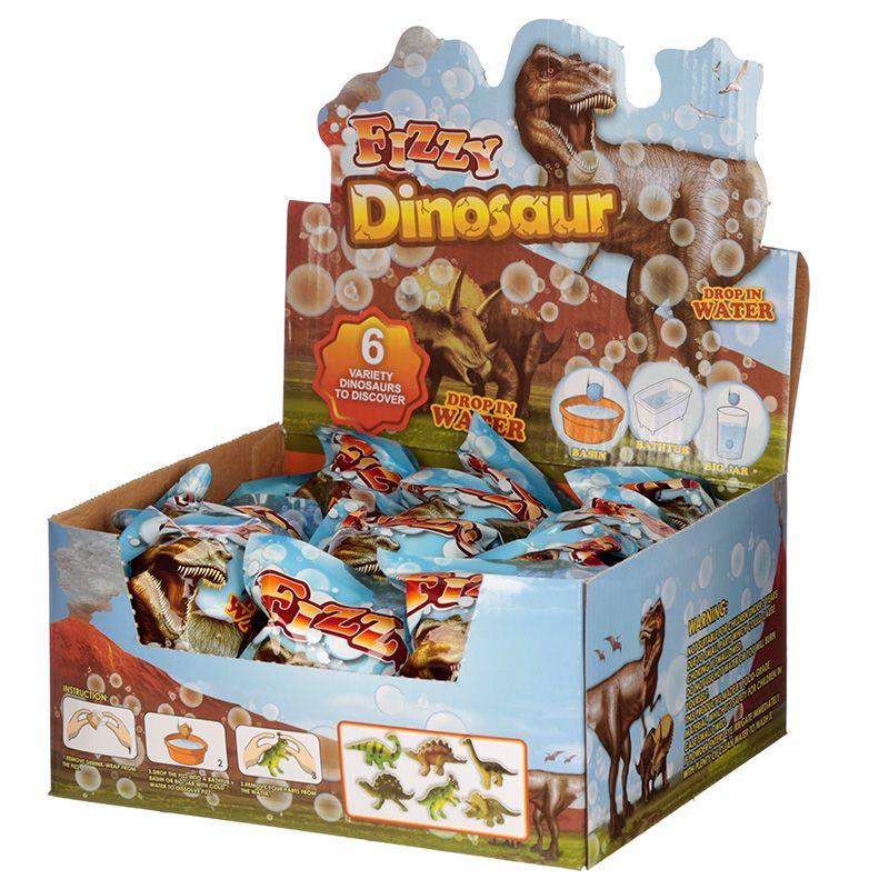 Dinosaur Fizzy Egg Bomb