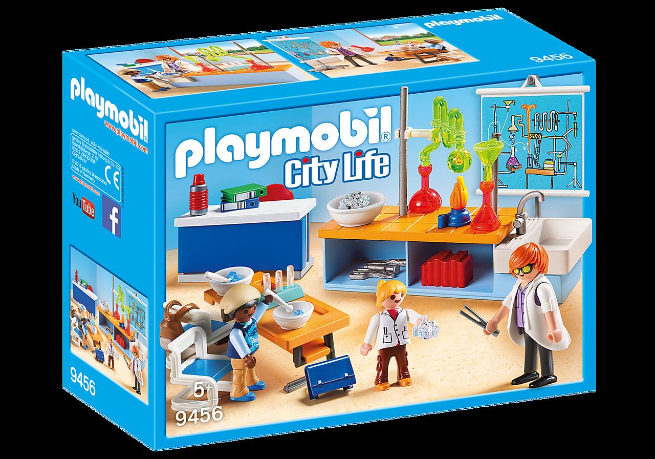 Playmobil kjemitime