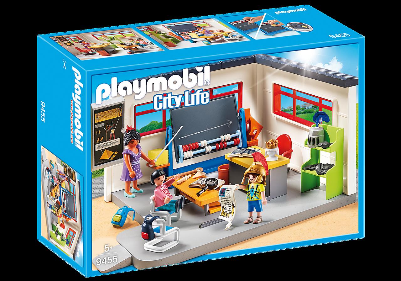 Playmobil Historietime i klasserommet