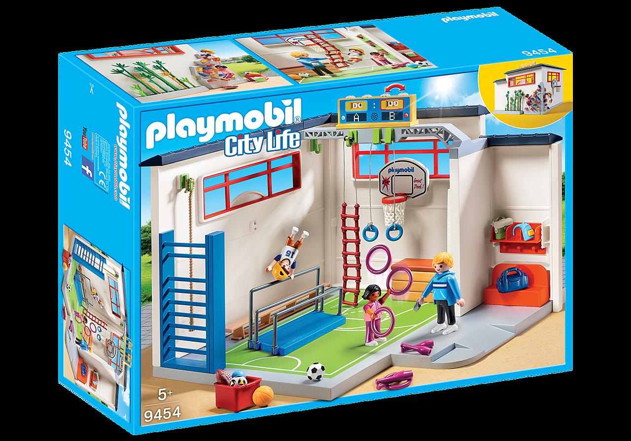Playmobil gymnastikksal