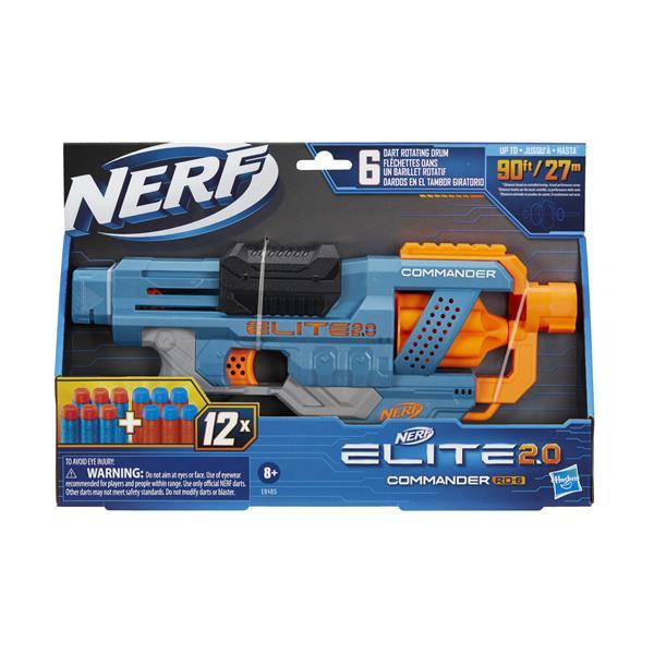 NERF N-Strike Elite 2.0 Commander RD-6