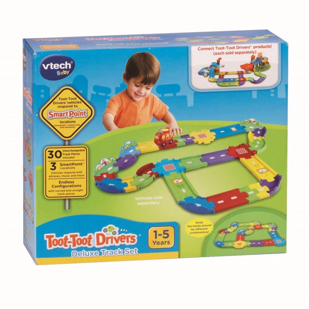 Vtech Toot Toot Drivers deluxe track