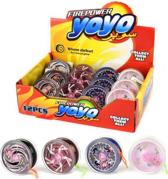Jojo metall m/lys