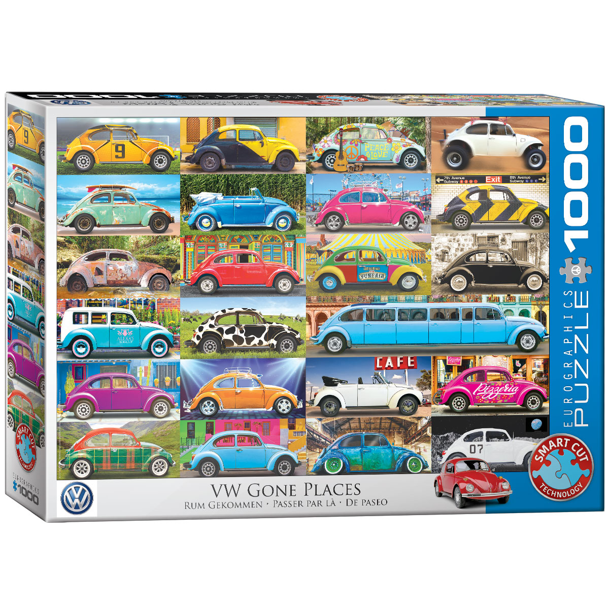 VW Beetle - Gone Places