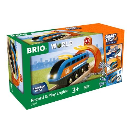 BRIO®World Smart Tech Sound opptaker og avspiller-