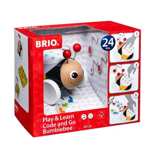 BRIO® Spill og lær Humle med lyd