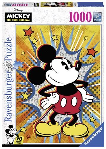 Disney Retro Mikke Mus 1000p