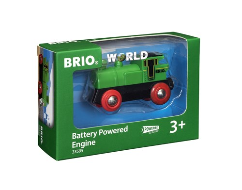 BRIO® Lok B/O grønt