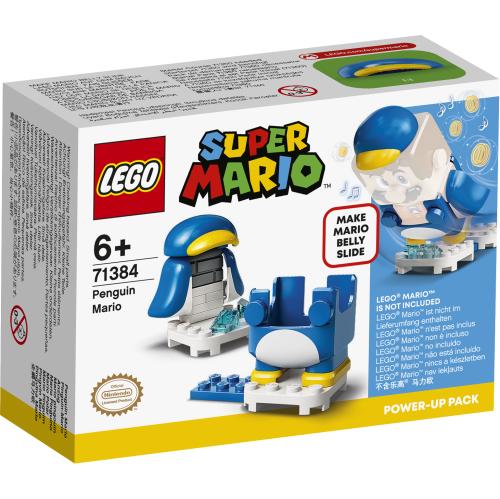 Power-UP-pakken Pingvin-Mario