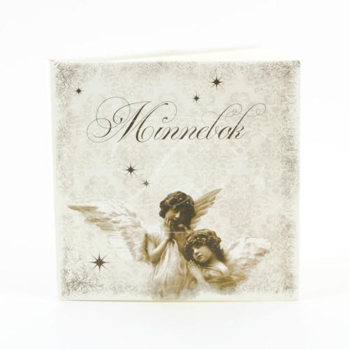 Minnebok Lea engel
