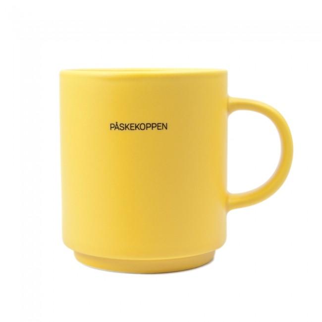 Kopp Lea - Påskekoppen gul
