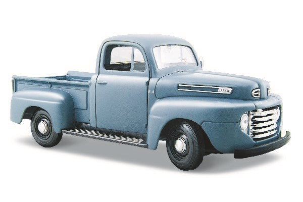 1948 Ford F2-24 Pickup 1:24 Grey Blue
