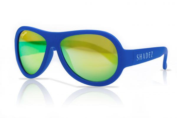 Shadez Solbriller Blue Junior