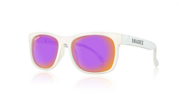 Shadez Solbriller Polarized W-Purple VIP Junior