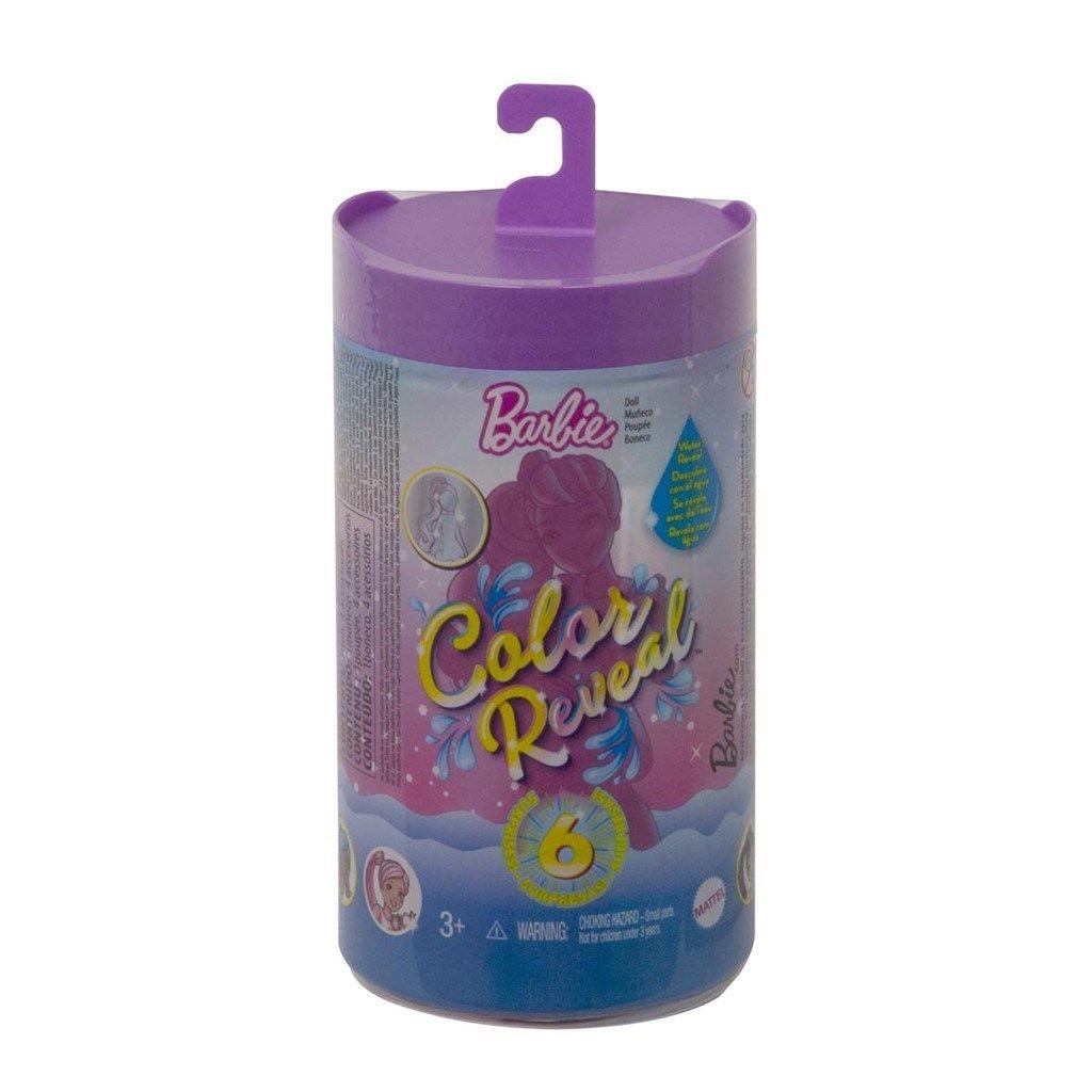 Barbie color reveal Chelsea Shimmer series