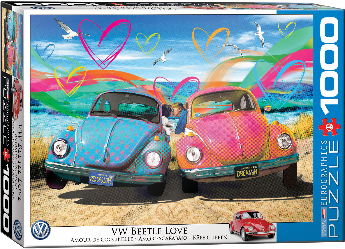 Volkswagen Beetle – Love by P. Greenfield 1000 bit