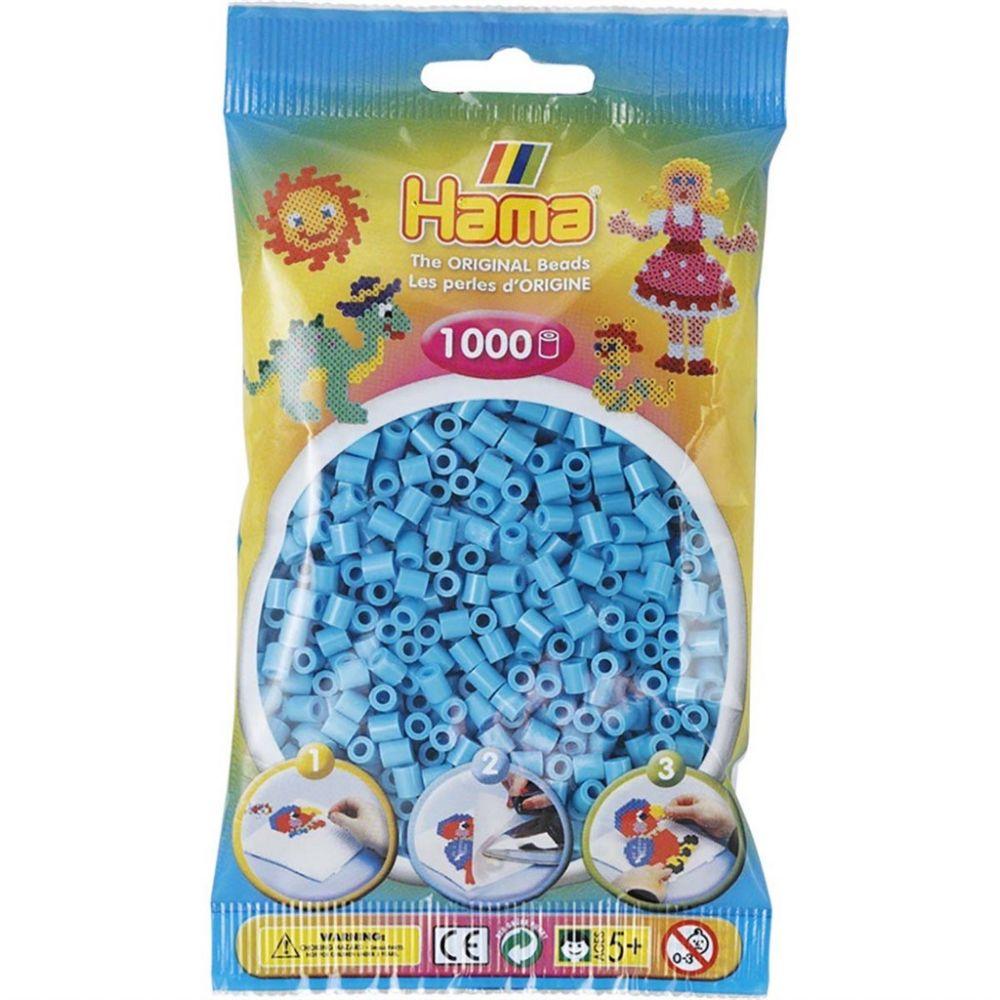 Hama Midi Beads 1000 pcs Azure