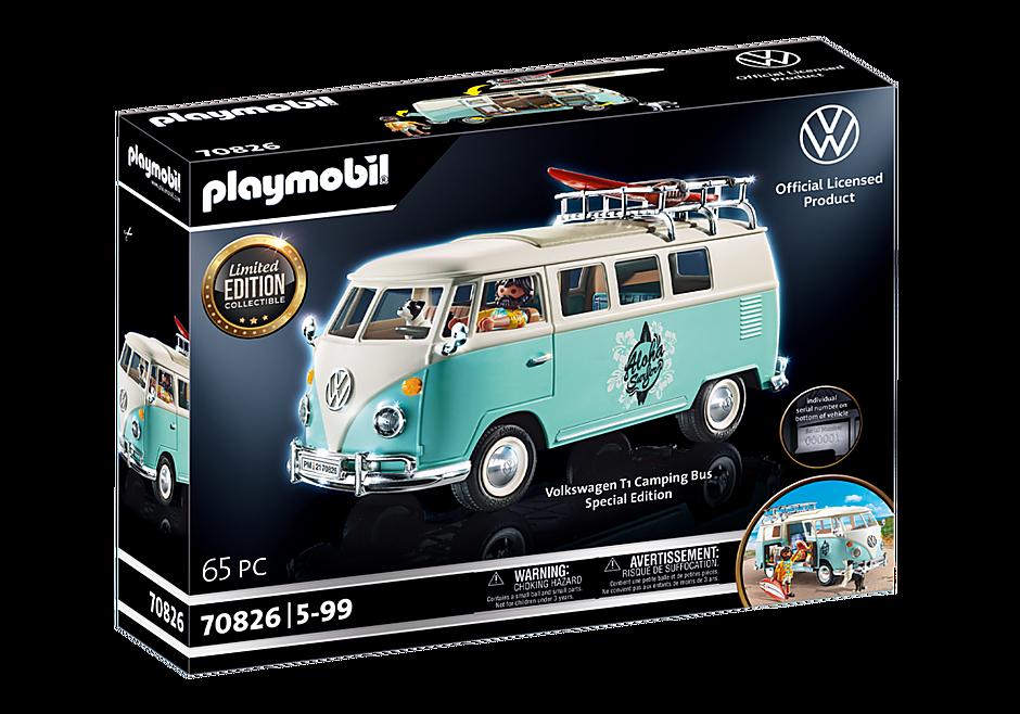 Volkswagen T1 Camping Bus – Special Edition