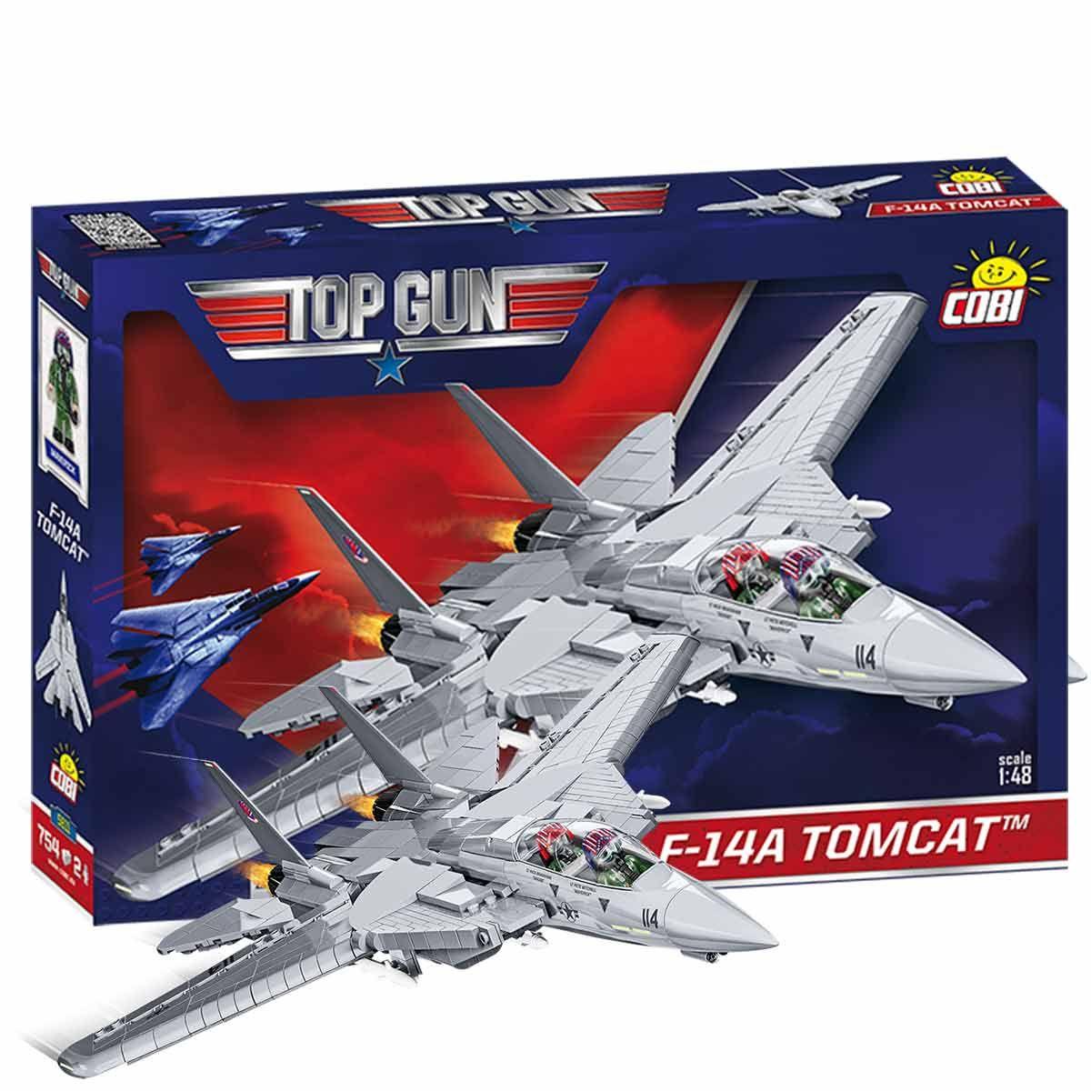 Top Gun F-14 Tomcat - 756 deler
