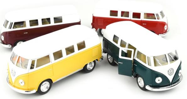 Volkswagen Buss 13 cm